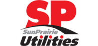 Sun Prairie Utilities logo - links to Home